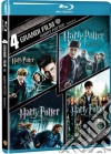 (Blu Ray Disk) Harry Potter - 4 Grandi Film #02 (4 Blu-Ray) dvd