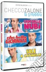 Checco Zalone - La Triloggia (3 Dvd) dvd