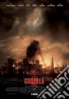 Godzilla dvd