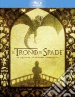 Trono Di Spade (Il) - Stagione 05 (4 Blu-Ray) dvd