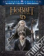 Hobbit (Lo) - La Battaglia Delle Cinque Armate (3D) (Extended Edition) (2 Blu-Ray 3D+3 Blu-Ray) dvd