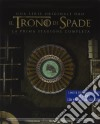 Trono Di Spade (Il) - Stagione 01 (Ltd Steelbook) (5 Blu-Ray+Magnete Da Collezione) dvd