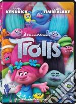Trolls film in dvd di Walt Dohrn,Mike Mitchell