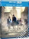 Animali Fantastici E Dove Trovarli (3D) (Blu-Ray 3D+Blu-Ray) dvd