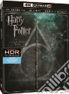 Harry Potter E I Doni Della Morte - Parte 01 (Blu-Ray 4K Ultra HD+Blu-Ray) dvd