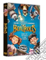 Boxtrolls (The) - Le Scatole Magiche dvd