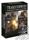 Trasformers quadrilogy-4 dvd dvd