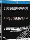 (Blu Ray Disk) I mercenari-la trilogia