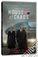 House Of Cards - Stagione 03 (4 Dvd) dvd