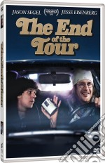 End Of The Tour (The) dvd