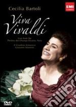 Cecilia Bartoli. Viva Vivaldi film in dvd di Brian Large
