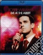 (Blu Ray Disk) Robbie Williams - Live At The Albert film in blu ray disk