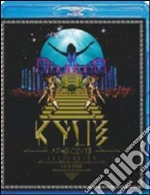(Blu Ray Disk) Kylie Minogue. Aphrodite Les Folies. Live in London film in blu ray disk