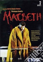 Giuseppe Verdi. Macbeth film in dvd di David Pountney