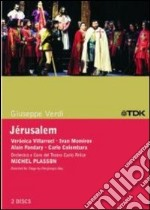 Giuseppe Verdi. Jérusalem film in dvd di Piergiorgio Gay