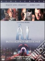A.I. Intelligenza artificiale film in dvd di Steven Spielberg