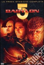 Babylon 5. La prima stagione completa film in dvd di Jim Johnston, John Copeland, Michael Straczynski