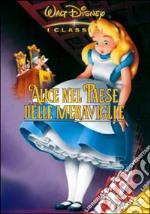 ALICE NEL PAESE DELLE MERAVIGLIE film in dvd di Clyde Geronimi, Wilfred Jackson, Hamilton Luske