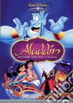 Aladdin film in dvd di Ron Clements, John Musker