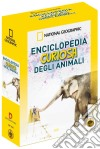 Enciclopedia Curiosa Degli Animali (3 Dvd) dvd