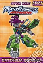 Transformers Armada. Disco 07 film in dvd