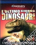 (Blu Ray Disk) L' ultimo giorno dei dinosauri film in blu ray disk