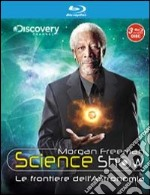 (Blu Ray Disk) Morgan Freeman Science Show. Le frontiere dell'astronomia film in blu ray disk