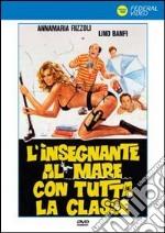 L' Insegnante Al Mare Con Tutta La Classe  film in dvd di Michele Massimo Tarantini