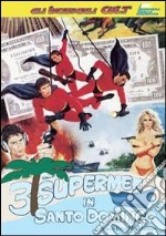 3 Supermen In Santo Domingo film in dvd di Italo Martinenghi