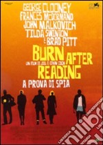 Burn After Reading. A prova di spia film in dvd di Ethan Coen,Joel Coen
