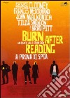 Burn After Reading. A prova di spia dvd