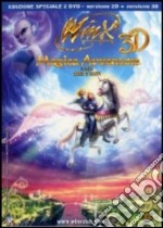 Winx Club. Magica avventura 3D (Cofanetto 2 DVD) film in dvd