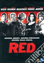 Red film in dvd di Robert Schwentke