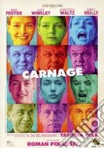 Carnage film in dvd di Roman Polanski