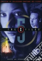 X Files. Stagione 5 film in dvd di Chris Carter, David Nutter, Michael Lange, R.W. Goodwin, Rob Bowman
