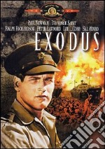Exodus film in dvd di Otto Preminger