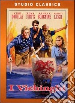 I vichinghi film in dvd di Richard O. Fleischer