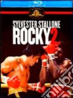 (Blu Ray Disk) Rocky II film in blu ray disk di Sylvester Stallone
