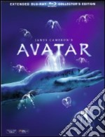 Avatar (Ltd Superfan Edition) (3 Blu-Ray+Libro+Busto+Pellicola) film in dvd di James Cameron