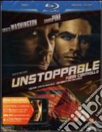 (Blu Ray Disk) Unstoppable - Fuori Controllo (Blu-Ray+Dvd+Digital Copy) film in blu ray disk di Tony Scott