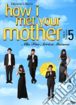 How I Met Your Mother. Alla fine arriva mamma. Stagione 5 film in dvd