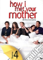 How I Met Your Mother. Alla fine arriva mamma. Stagione 4 film in dvd