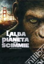 L' alba del pianeta delle scimmie film in dvd di Rupert Wyatt
