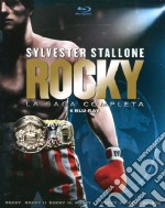 (Blu Ray Disk) Rocky. La saga completa (Cofanetto 6 DVD) film in blu ray disk
