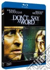 (Blu Ray Disk) Don't Say A Word
