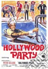 Hollywood Party dvd
