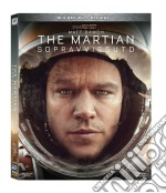 Sopravvissuto - The Martian (3D) (Blu-Ray 3D) dvd
