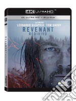 (Blu Ray Disk) Revenant - Redivivo (Blu-Ray Ultra HD 4K+Blu-Ray) dvd