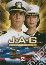 JAG. Avvocati in divisa. La seconda stagione completa film in dvd