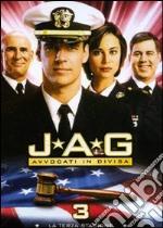 JAG. Avvocati in divisa. La terza stagione completa film in dvd